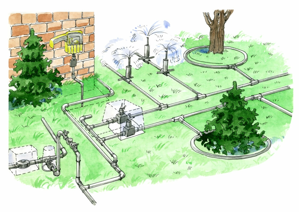 Aggiornamento sistemi Irrigazione